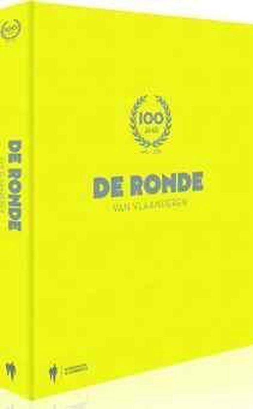 Cover van het boek '100 jaar de ronde van Vlaanderen' van Luc Schoonjans