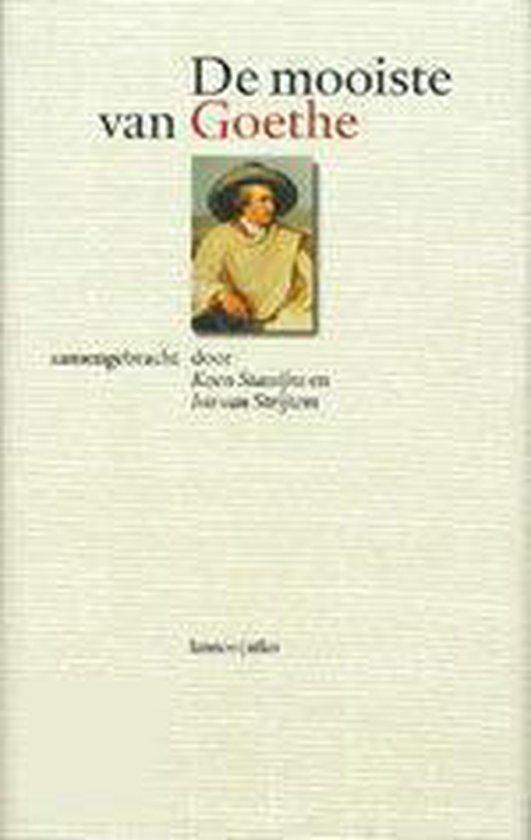 De mooiste van Goethe - Koen Stassijns |