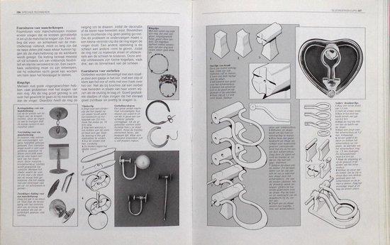 Edelsmeden - Het ontwerpen en vervaardigen van sieraden