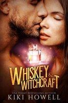 Omslag Whiskey & Witchcraft