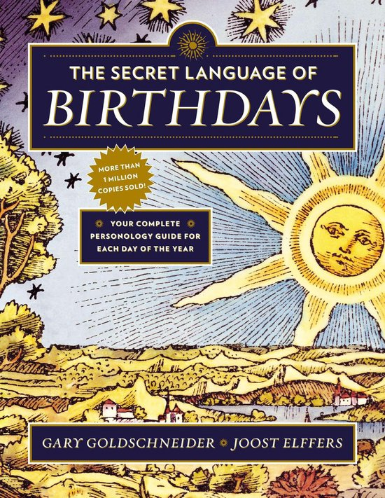 Afbeelding van The Secret Language of Birthdays