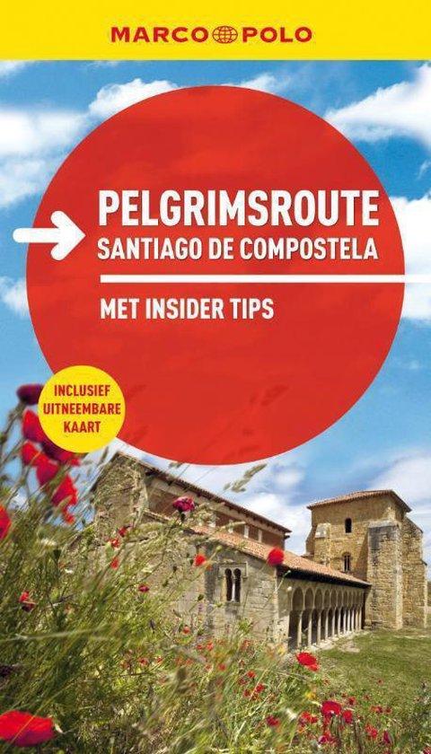 Marco Polo - Pelgrimsroute Santiago de Compostela - Andreas Drouve |