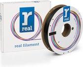 REAL Filament PLA zwart 1.75mm (500g)