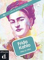 Grandes personajes - Frida Kahlo (Nivel B1) boek + mp3-cd