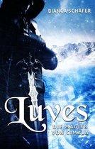 Omslag Luves - Die Magier von Cimala