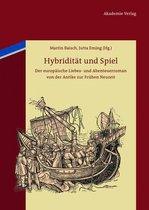 Boek cover Hybriditat und Spiel van
