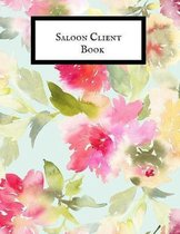 Saloon Client Book