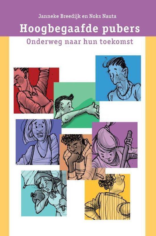 Hoogbegaafde pubers - Janneke Breedijk  