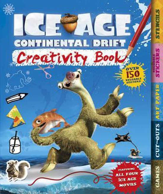 The Ice Age Creativity Book