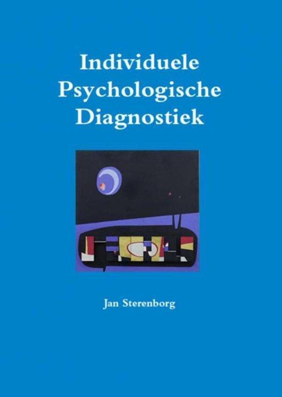 Individuele Psychologische Diagnostiek - Jan Sterenborg |
