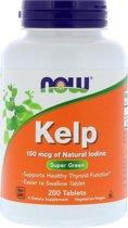 Kelp, 150 Mcg, 200 Tablets, Now Foods