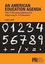 An American Education Agenda