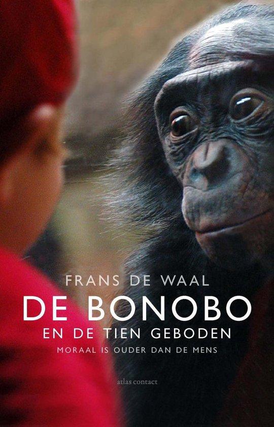 De Bonobo en de tien geboden - Frans de Waal |
