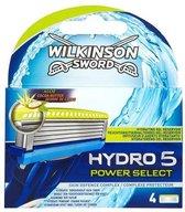 Wilkinson Hydro 5 Power Select scheermesjes - 4 stuks