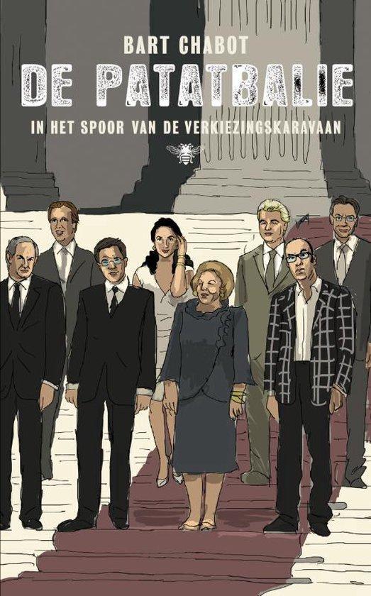 Boek cover De patatbalie van Bart Chabot (Paperback)