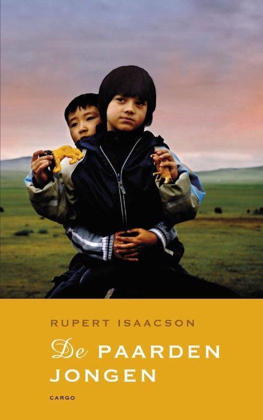 De Paardenjongen - Rupert Isaacson  