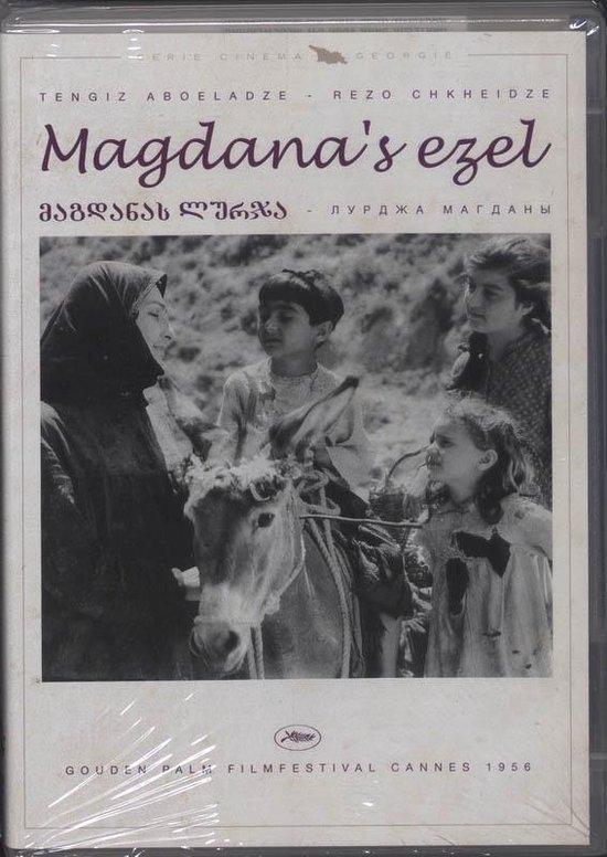 Cover van de film 'Magdana's ezel'