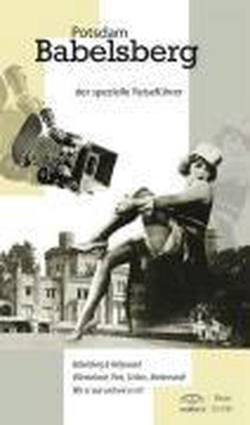 Boek cover Potsdam Babelsberg der spezielle Reiseführer van Michaela Schubert (Hardcover)