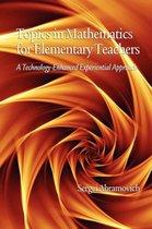 Topics in Mathematics for Elementary Teachers