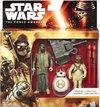Star Wars The Force Awakens BB-8, Unkar's Thug, Jakku Scavenger