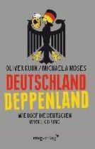 Omslag Deutschland Deppenland