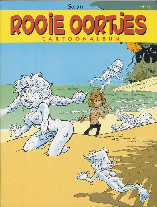 Rooie oortjes cartoonalbum 33 - none |