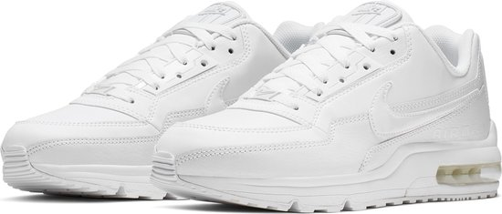 Nike Air Max LTD 3 Heren Sneakers - White/White-White - Maat 41
