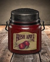 McCall's Candles Classic Jar Candle Fresh Apple