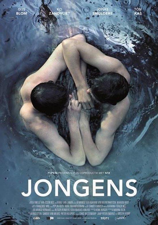 Cover van de film 'Jongens'