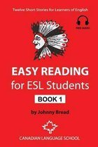 Easy Reading for ESL Students - Book 1