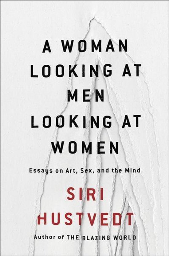 Boek cover Woman Looking at Men Looking at Women van Siri Hustvedt (Paperback)