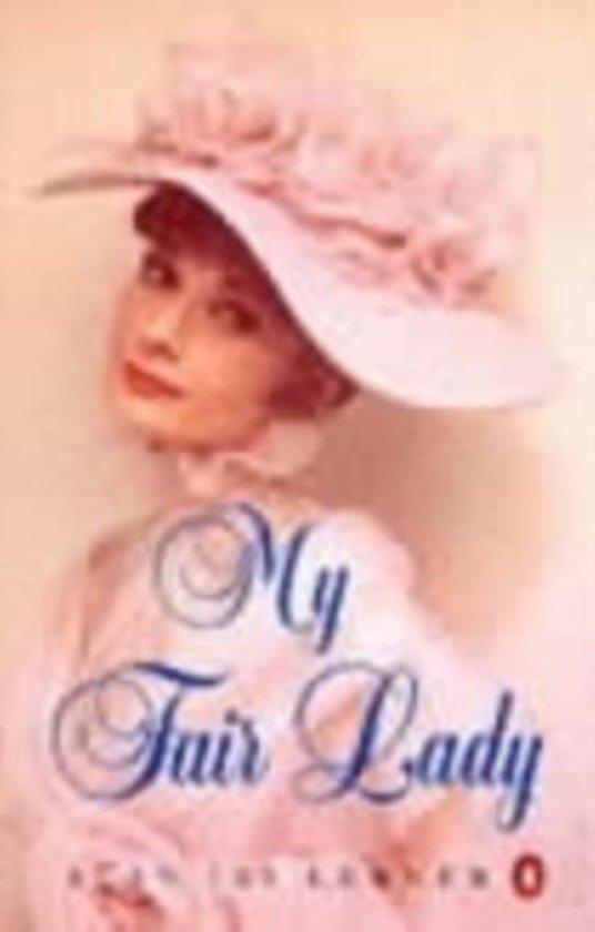 Boek cover My Fair Lady van Alan Lerner (Paperback)