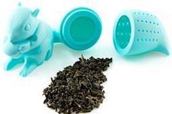 Theefilter Eekhoorn voor losse thee - LeuksteWinkeltje - Merkloos