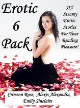 Erotic 6 Pack