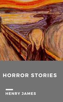 Boek cover Horror stories van Henry James