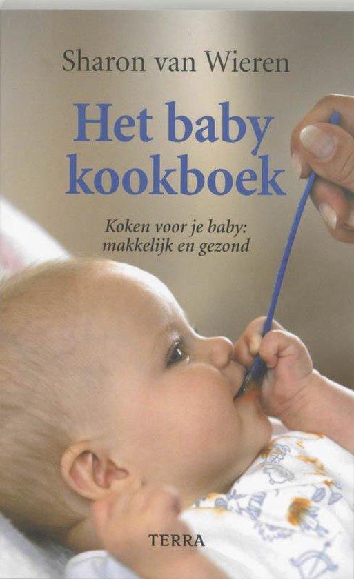 Het Baby Kookboek - S. Van Wieren |
