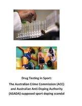 Drug Testing in Sport