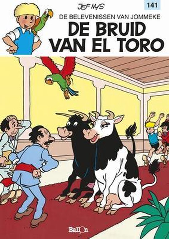 Jommeke 141 - De Bruid van El Toro - Jef Nys |