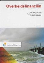 Boek cover Overheidsfinancien / druk 13 van C.A. de Kam (Paperback)