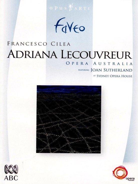 Cover van de film 'Adriana Lecouvreur'