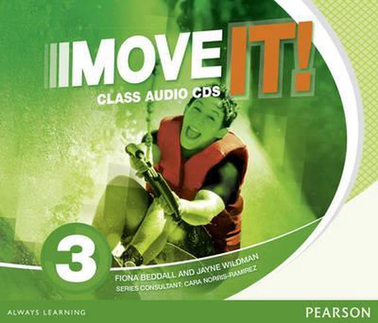 Move It! 3 Class CDs