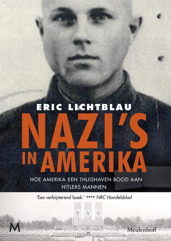 Nazi's in Amerika - Eric Lichtblau |