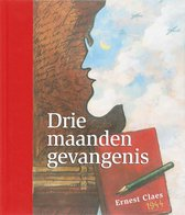Boek cover Drie maanden gevangenis van Erwin Claes