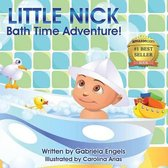Little Nick's Bath Time Adventures