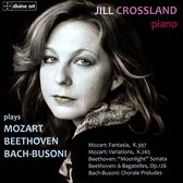 Crossland Plays Mozart/Beethoven
