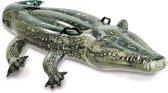 Intex Opblaas krokodil - donker groen