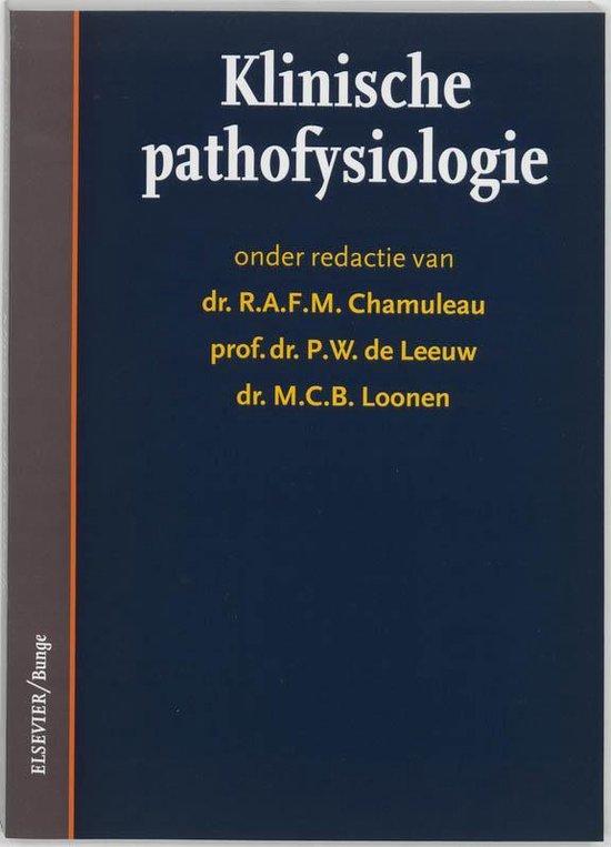 Klinische pathofysiologie - none |