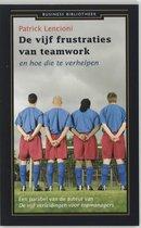 De Vijf Frustraties Van Teamwork En Hoe Die Te Verhelpen