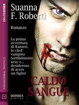 Boek cover Caldo sangue van Suanna F. Roberti