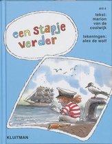 Boek cover Een Stapje Verder (Avi 4) van M. Coolwijk (Hardcover)
